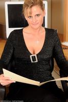 Becca Horny Secretary