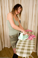 Felicity Ironing Clothes