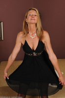 Pam Roberts Black Dress