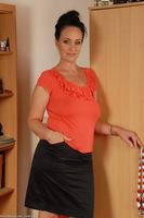 Ria Black Black Skirt