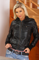 Vanessa Hell Leather Jacket