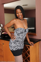 Sapphire Mature Black Woman