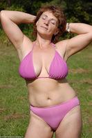 Misti Purple Bikini