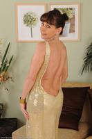 Alexandra Backless Dress