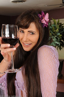 Alexandra Glass Of Wine