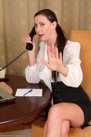 Lara Horny Secretary