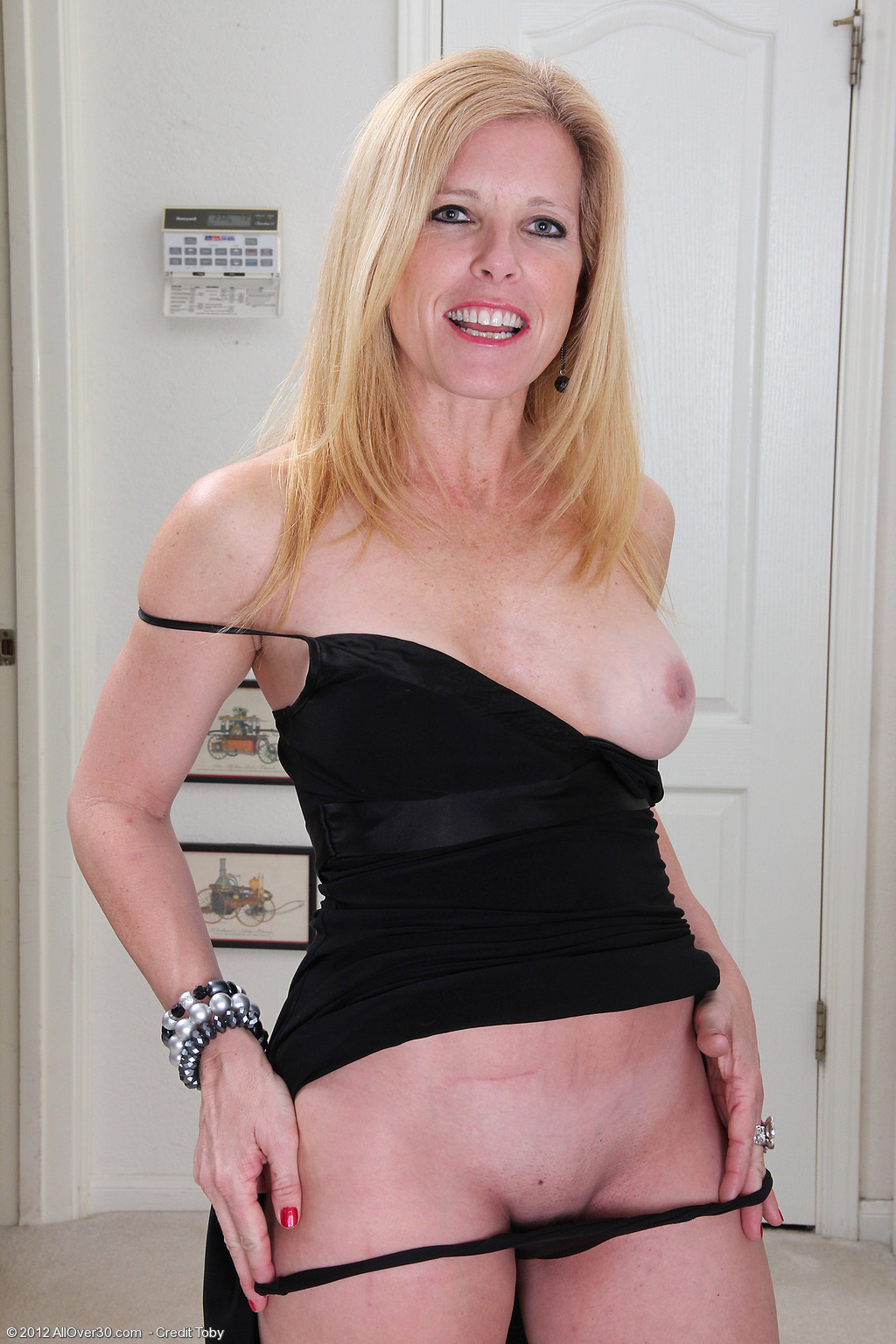 Gail Sexy Black Dress at AllOver30 Free