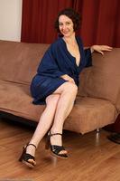 Artemesia Blue Robe
