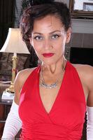 Liza Red Dress