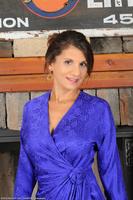 Tori Blue Robe