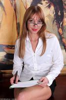 Amber Mature Secretary