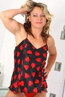 Rhonda Heart Lingerie