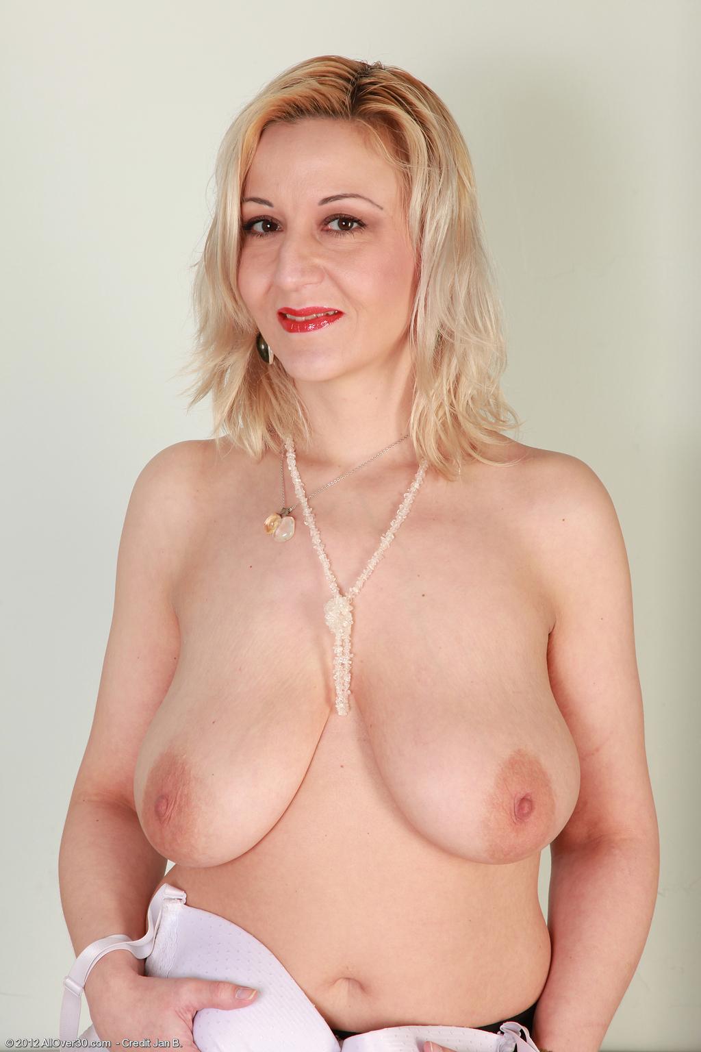 Authoritative amateur blonde busty mature older