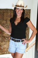 Stacey Mature Cowgirl