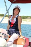 Lynn Naked On Lake