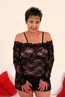 Yvette Black Lace