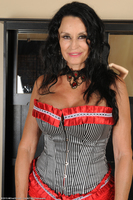 Rita Daniels In Lingerie