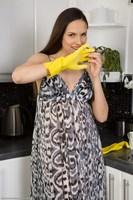 Cleaning MILF Tea