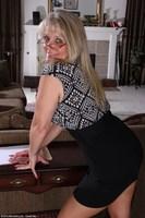 Older Office Babe Sherri