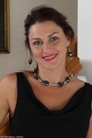 Joana Slips Off Dress