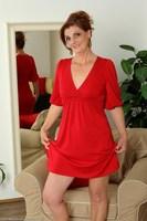 Mature Redhead Linda