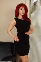 Redhead MILF Andrea