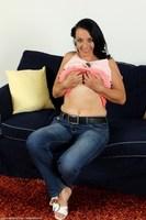 Leona Exposes Big Tits