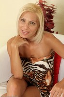 Mature Blond Mary