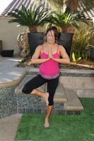 Renee Naked Yoga