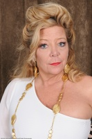 Cougar Karen In White