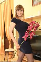 Milena Drops Dress