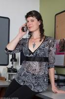 Office MILF Amber S