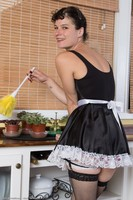 French Maid Amber S