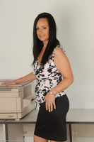 Ria Black Office Wife