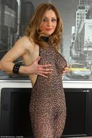 Valerie Leopard Bodysuit