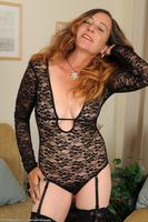 Nicola Black Lingerie