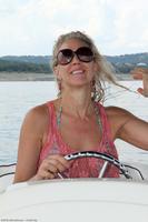 Sabrina Naked On Boat