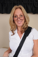 Jenna Mature Glasses