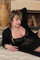 Donna Marie Black Lingerie