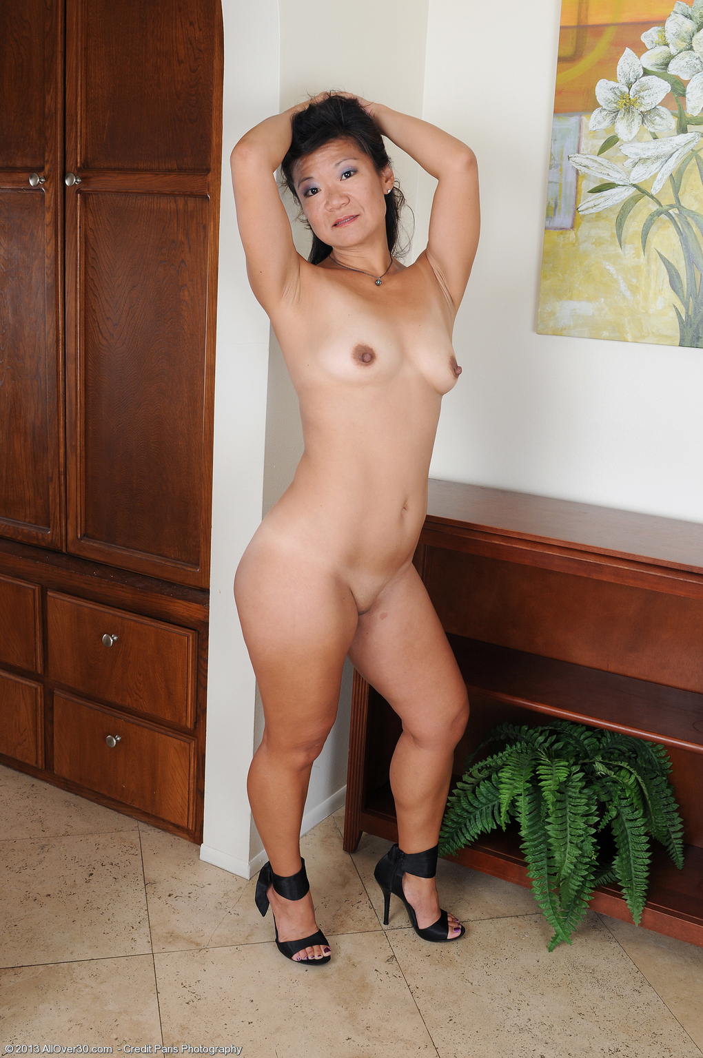 Asian milf are sexy and they have a gorgeous fur