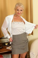 Older Secretary Inez