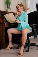 Office Babe Melissa