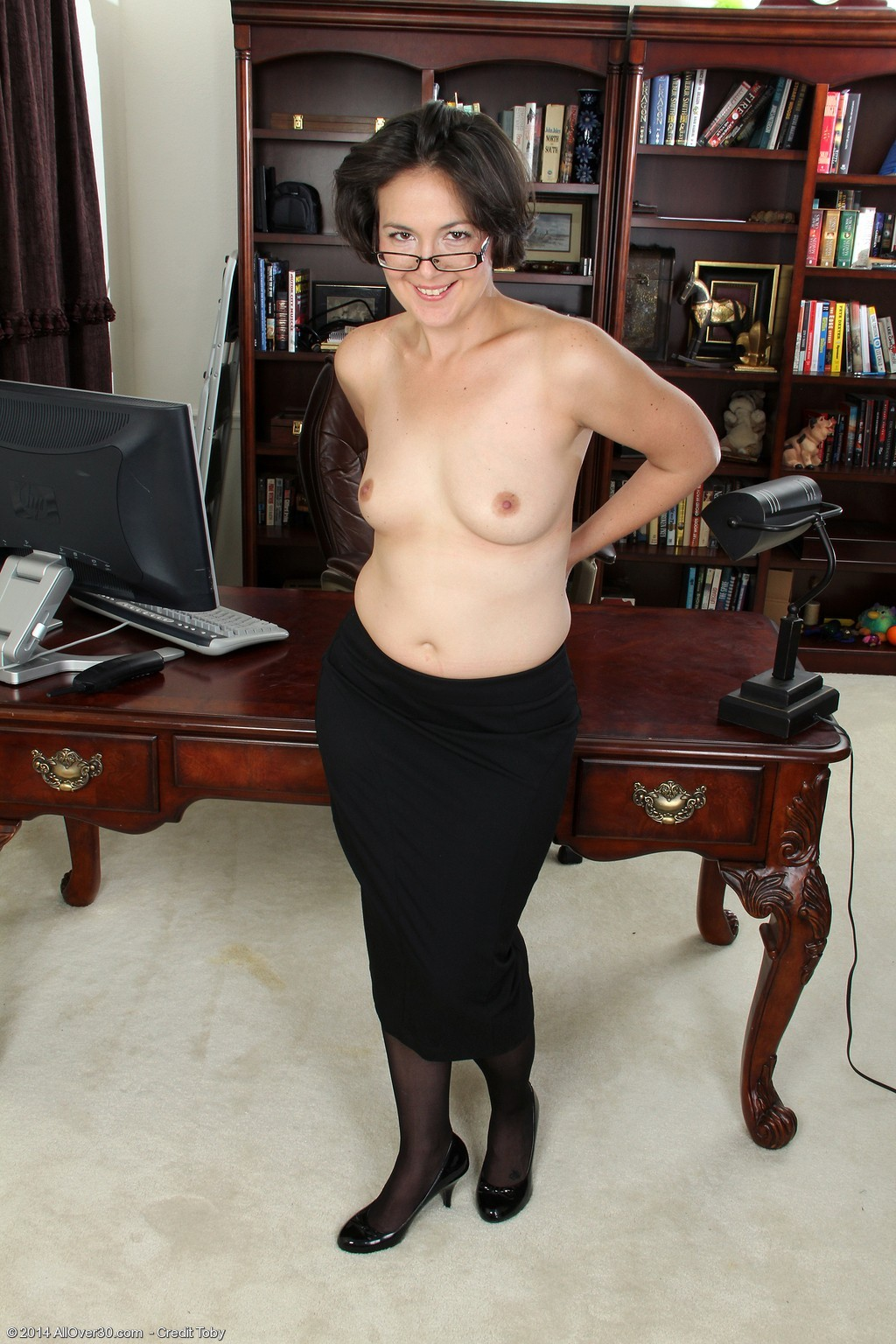 office babe carlita at allover30 free