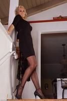 Olga D In Stockings