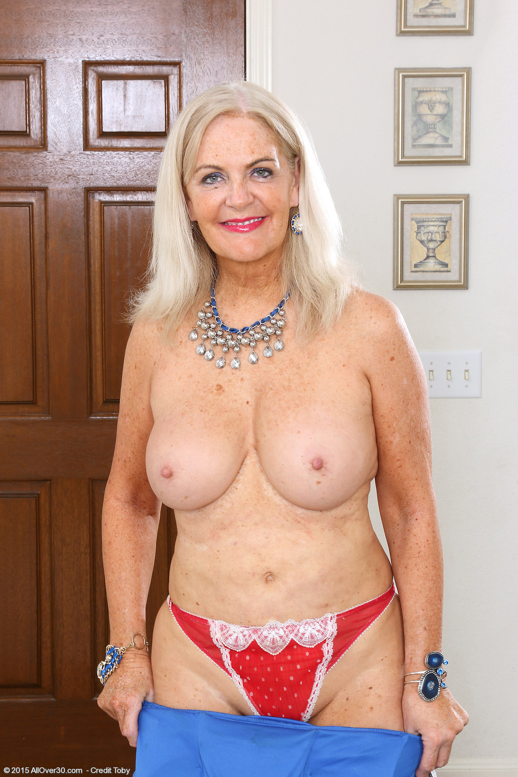 58 year old granny milf senior citizen fucks like she 18 p2 4