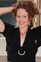 Older Redhead Roxanne