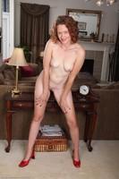 Office Redhead Roxanne Clemmens