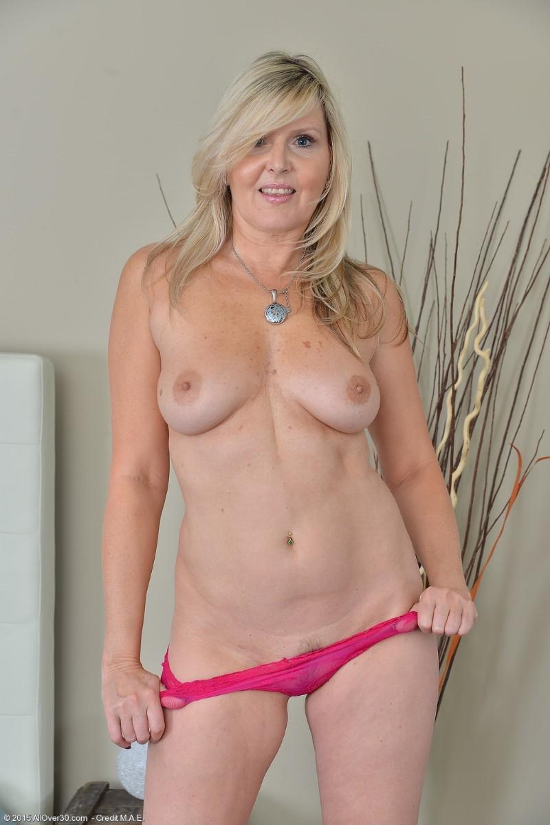 Mature wife strip